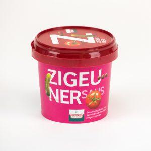 Zeevla Zigeuner saus