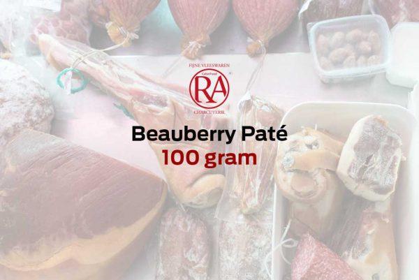Roland & Annie Beauberry pate