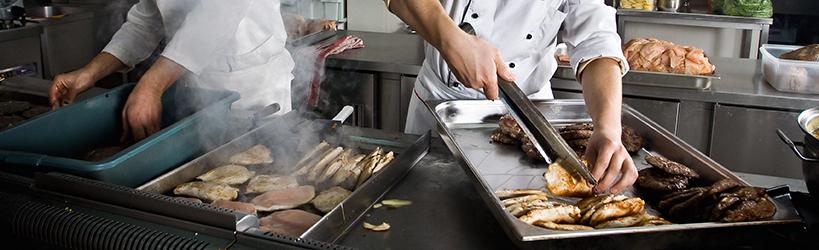 Zeevla horeca food customization