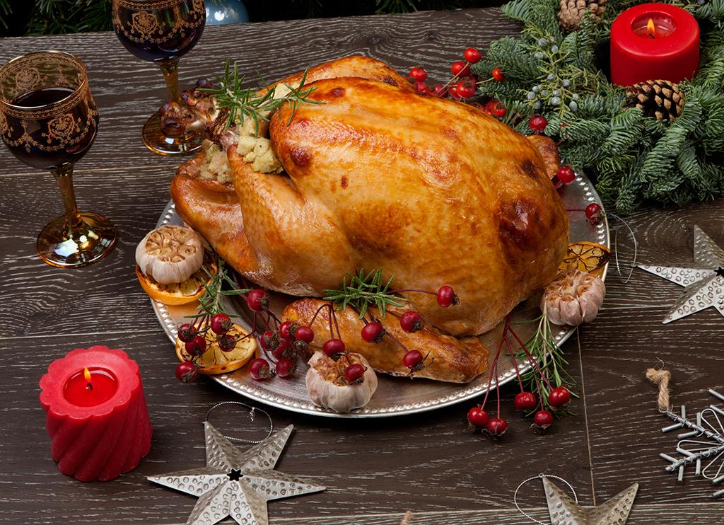Kerst Zeevla, online kalkoen bestellen
